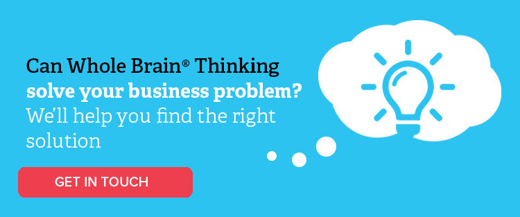 Click this box to find a solution to your business problem