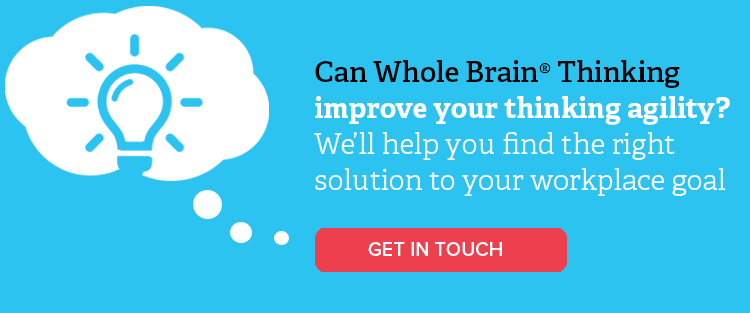Click this box to find a solution to your workplace goal