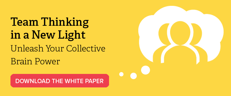 Download our Team Thinking White Paper
