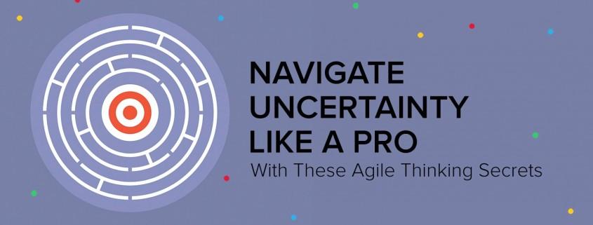 Navigate uncertainty like a pro