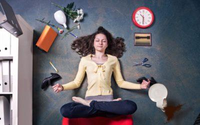 How does mindfulness unlock thinking agility?