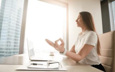 Energy Management Habit 4: Be Mindful